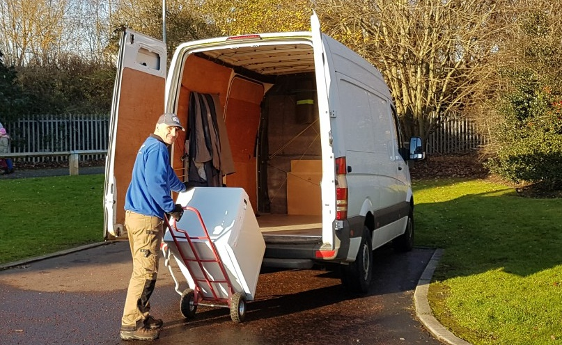 Man with a Van Removals Manchester